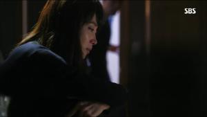 Depressed Sa-kyung :(