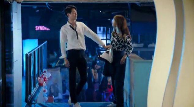 jae yul wasn't gonna let hae soo just walk away again