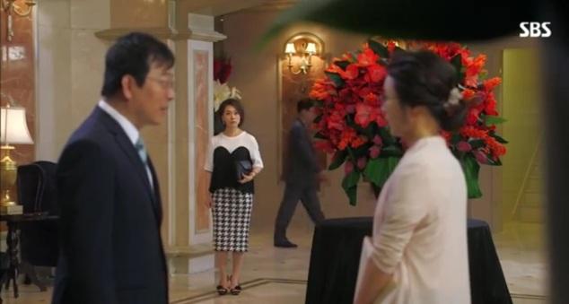 the beginning of ae-yeon's crazy rage