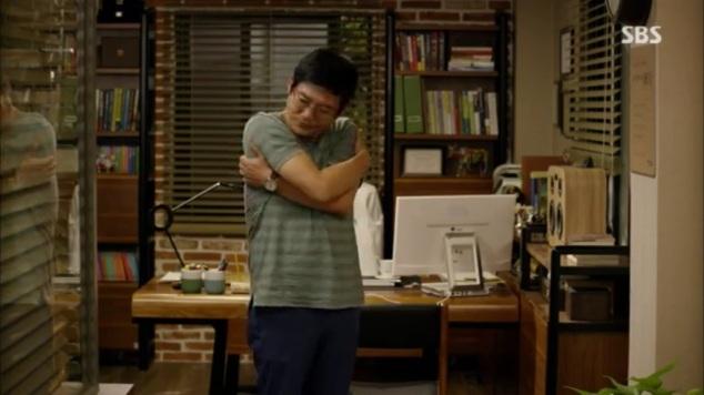 self hug