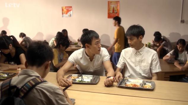 yi chen is not a fan of the yogurt drink