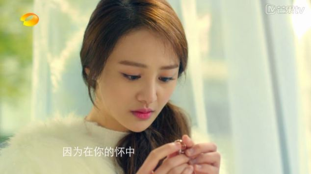 checking out the ring