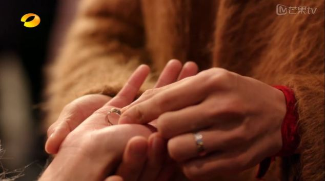 did she toss it out? how did he get it?