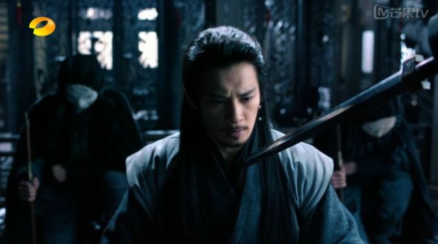 zi xiu under the sword