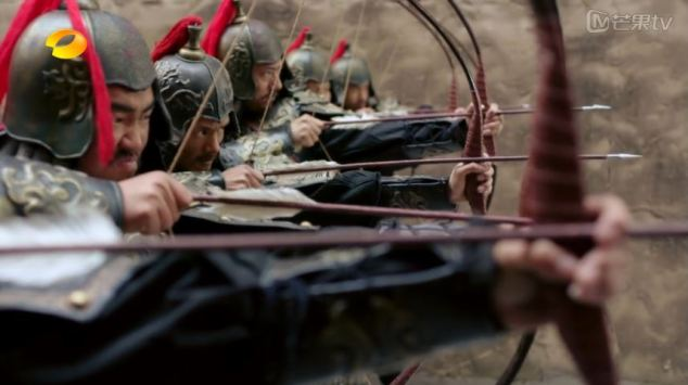 the guards are ready to kill gong ming