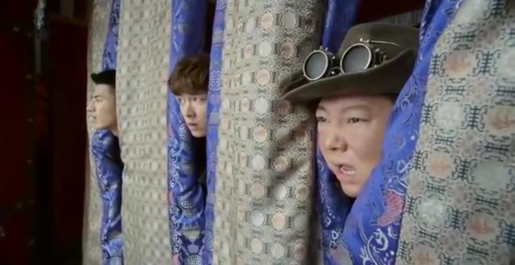 The Lost Tomb/Dao Mu Bi Ji (Pilot Pt 1 Recap) | Drama for Real