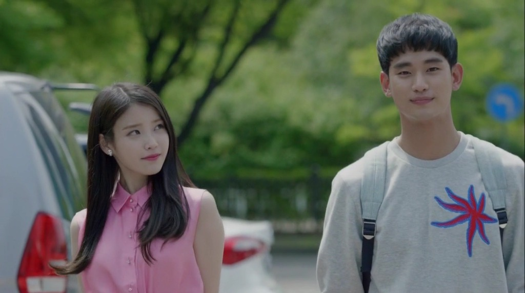Image result for the producers iu kim soo hyun ending
