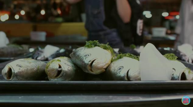 dead fishies!