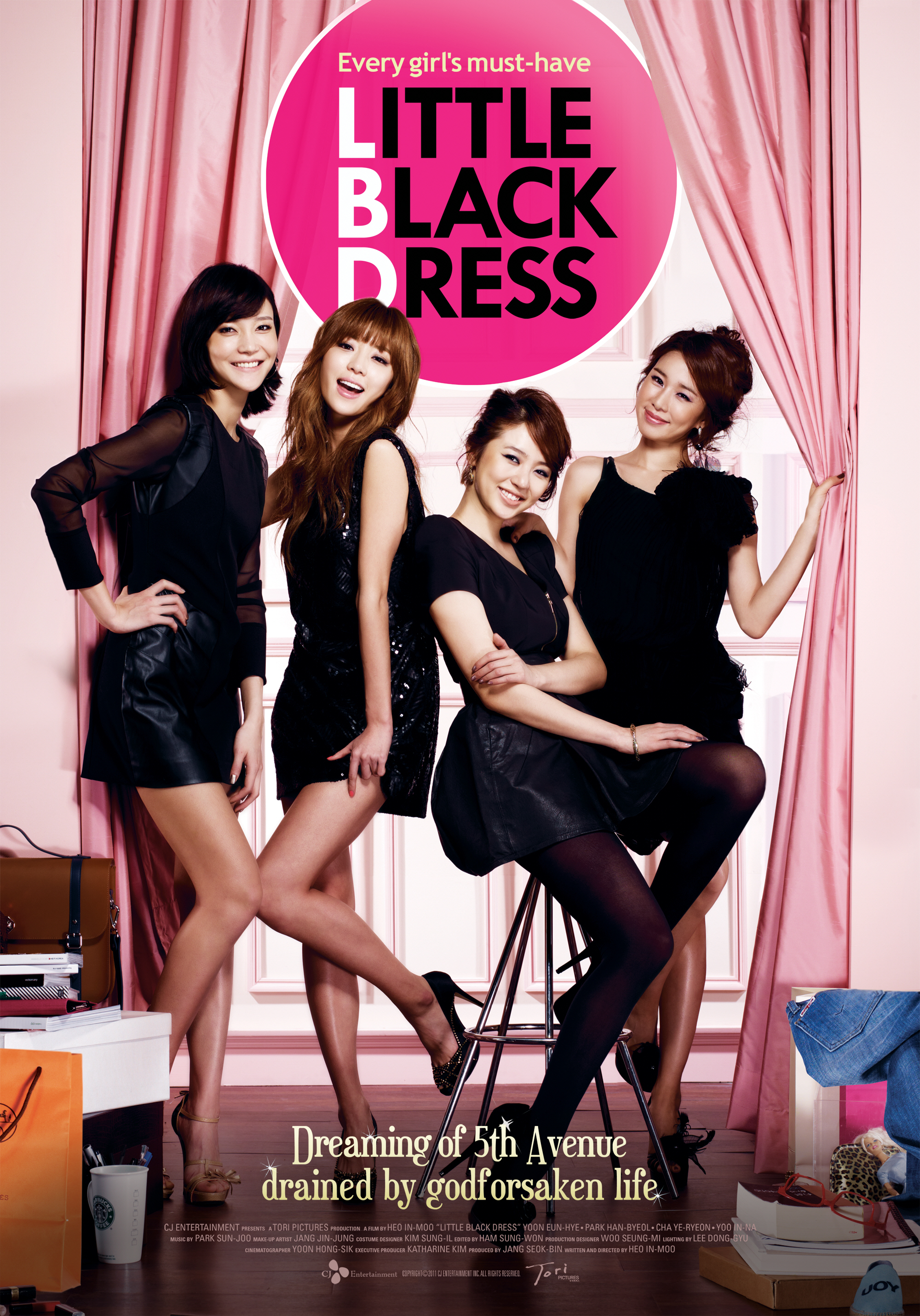 Little Black Dress (2011) Tagalog Dubbed